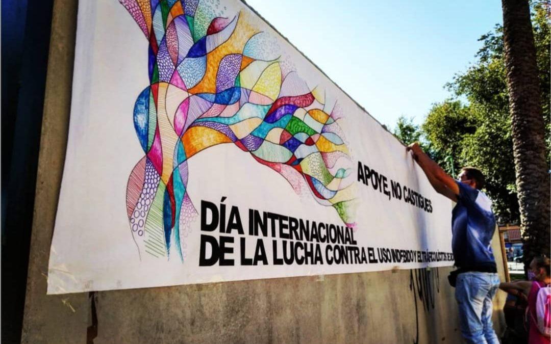 ANTARIS EN EL DÍA INTERNACIONAL DE LA LUCHA CONTRA EL USO INDEBIDO Y EL TRÁFICO ILICITO DE DROGAS